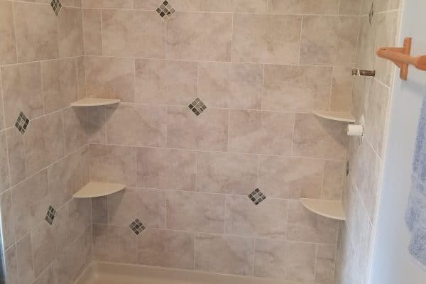 bathroom remodeling in kenosha, kenosha bathroom remodeling, tile installation kenosha