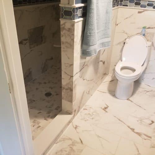 tile installation kenosha, bathroom tile kenosha, professional tile installation kenosha
