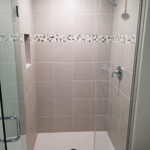 shower ceramic tile, kenosha bathroom tile company, mayflower tile