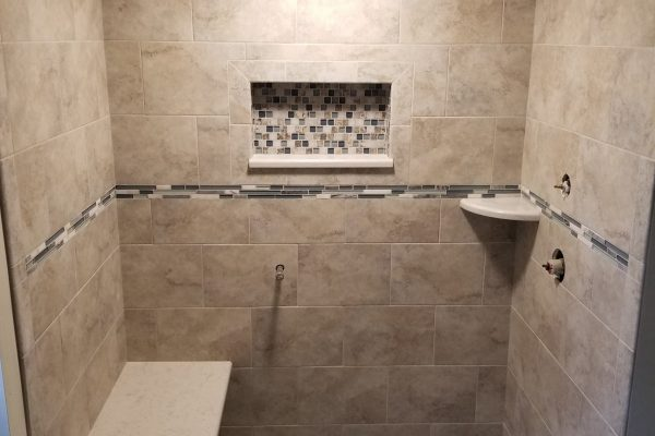 kenosha bathroom tile, tile bathroom kenosha, kenosha bathroom tile installation