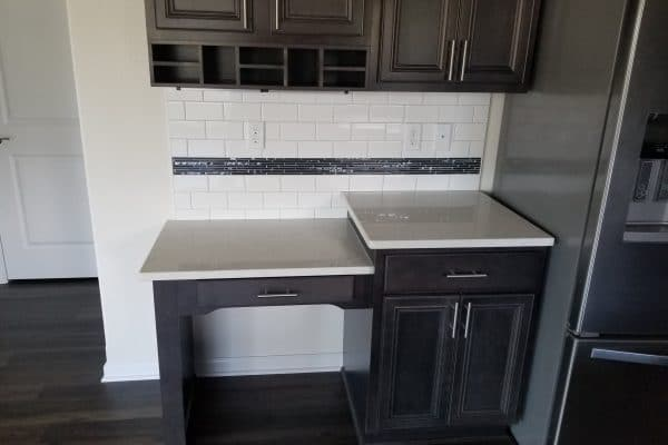 kitchen remodeling in kenosha, kenosha kitchen remodel, tile installation kenosha